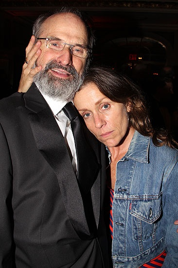 Tony Ball '11 - Daniel Sullivan - Frances McDormand