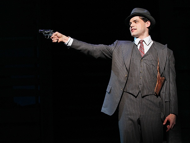Show Photos - Bonnie & Clyde - Jeremy Jordan