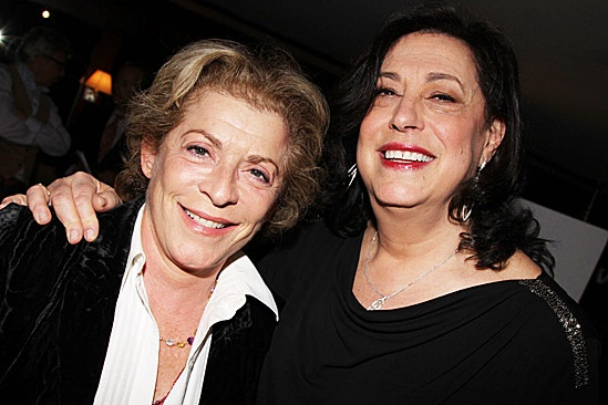 Cynthia Nixon Opening Night of Wit – Suzanne Bertish – Lynne Meadow