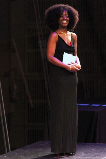 2012 Audience Choice Awards – Ceremony Photos – Loretta Boatey