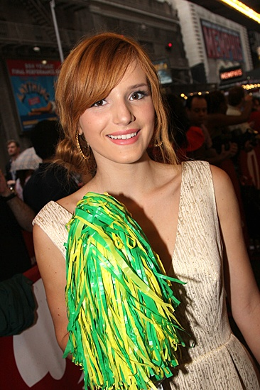 Bring It On Opening Night – Bella Thorne
