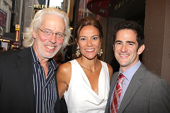Bring It On Opening Night – Terrence Mann – Elly - Andy Blankenbuehler