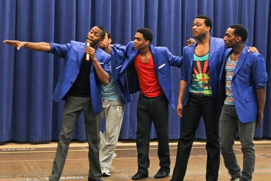 'Motown' Meet and Greet — Eric LaJuan Summers