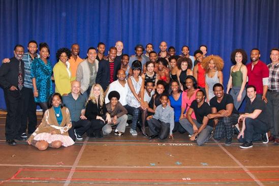 'Motown' Meet and Greet
