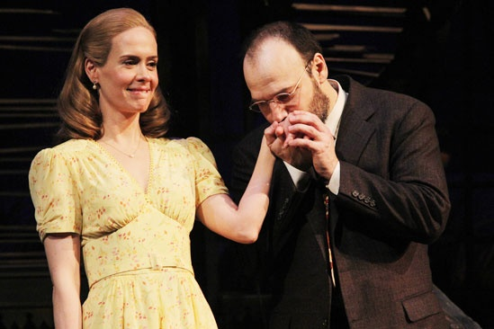 'Talley's Folly' Opening — Sarah Paulson — Danny Burstein