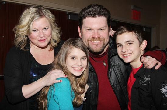 Kinky Boots Opening- Cathy Trien- Daniel Stewart Sherman - kids