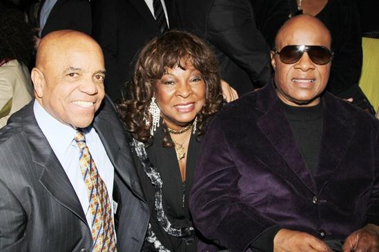 'Motown' Family Night — Berry Gordy — Martha Reeves — Stevie Wonder