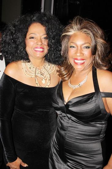 'Motown' Opening Night — Diana Ross — Mary Wilson