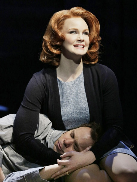 Show Photos - Big Fish - Kate Baldwin - Norbert Leo Butz