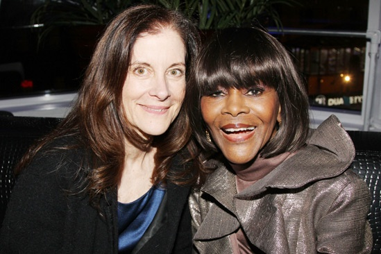 The Trip to Bountiful – Opening Night – Hallie Foote – Cicely Tyson