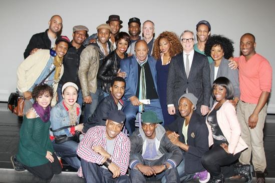 Quincy Jones at 'Motown' — Quincy Jones — Tommy Hilfiger — Company