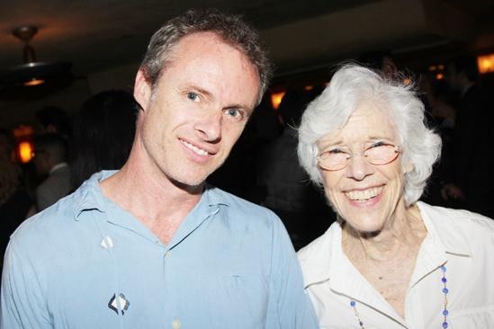The Explorers Club – Opening Night – Peter Carlin – Frances Sternhagen