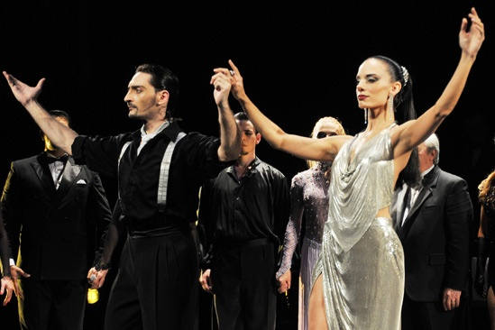 Forever Tango – Opening Night – Juan Paulo Horvath – Victoria Galoto