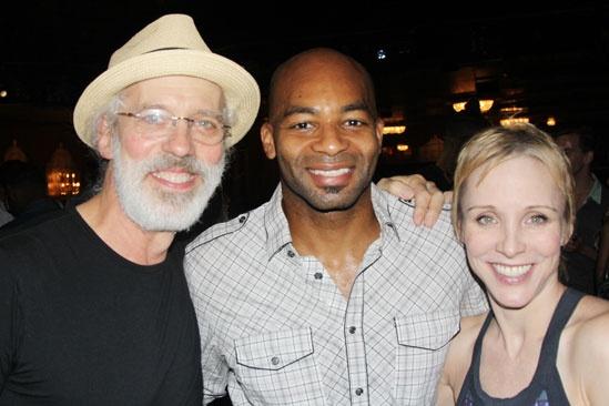 'Motown' Actors Fund — Terrence Mann — Brandon Victor Dixon — Charlotte d'Amboise