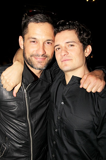 Romeo and Juliet – Opening Night – Enrique Murciano – Orlando Bloom