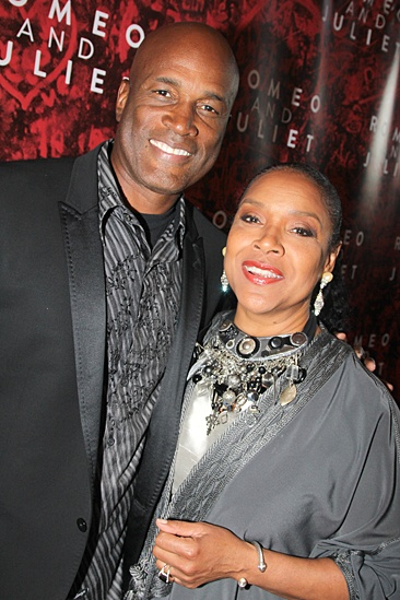 Romeo and Juliet – Opening Night – Kenny Leon – Phylicia Rashad