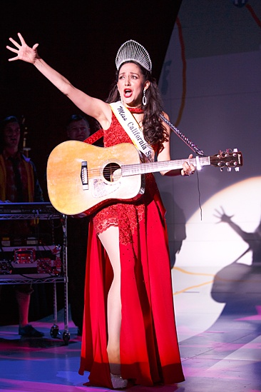 <I>Little Miss Sunshine</I>: Show Photos -  Jennifer Sanchez