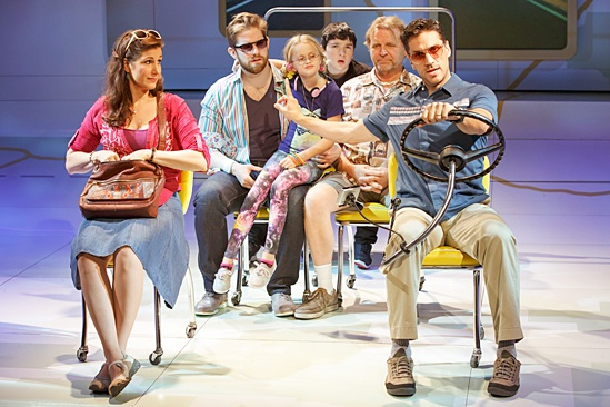 <I>Little Miss Sunshine</I>: Show Photos - Cast