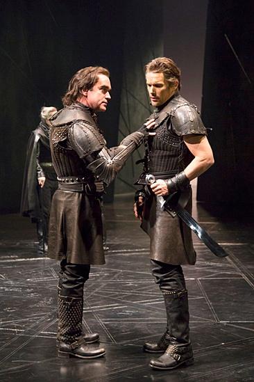 <I>Macbeth</I>: Show Photos - Brian d'Arcy James - Ethan Hawke