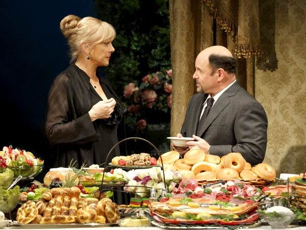 Fish in the Dark - Show Photos - 7/15 - Glenne Headly - Jason Alexander