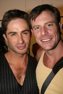 Photo Op - Spencer Quest opens in Naked Boys Singing! - Michael Lucas - Spencer Quest