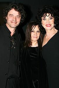 Photo Op - Chicago 10th Anniversary - party - David Leveaux - Lisa Mordente - Chita Rivera