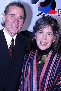 Photo Op - Mary Poppins Opening - Jim Dale - Julie Dale