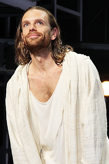 Jesus Christ Superstar opening night – Paul Nolan