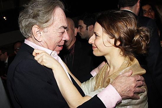 Evita – Opening – Andrew Lloyd Webber - Elena Roger