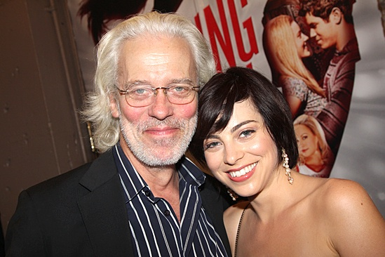 Bring It On Opening Night – Terrence Mann – Krysta Rodriguez