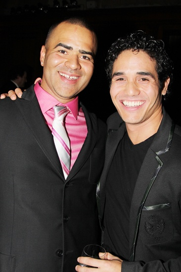 The Lion King- Christopher Jackson- Adam Jacobs