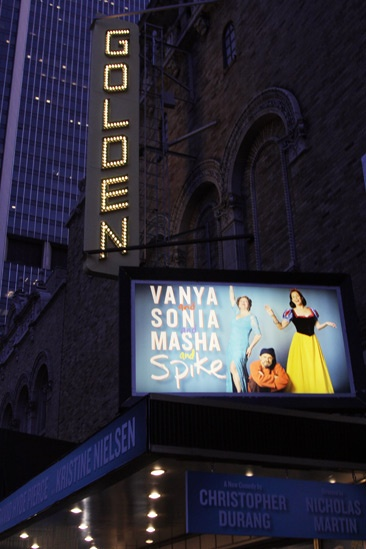 'Vanya and Sonia and Masha and Spike' Opening — MARQUEE