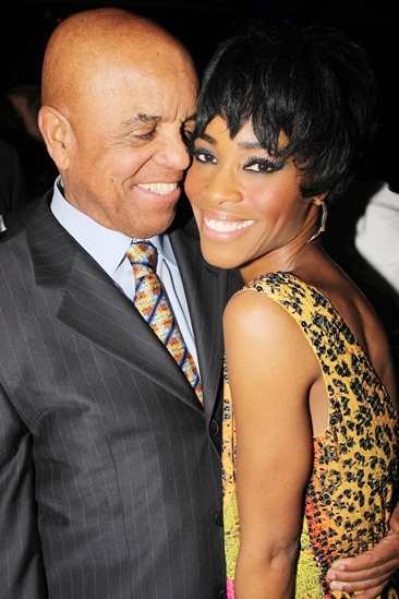 'Motown' Family Night — Berry Gordy — Valisia LeKae