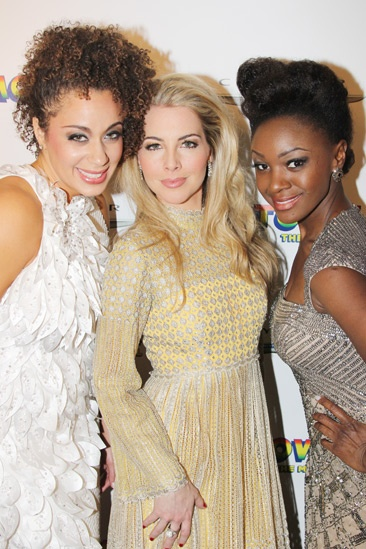 'Motown' Opening Night — Andrea Dora — Morgan James — Saycon Sengbloh