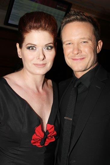 Pippin – Opening Night – Debra Messing – Will Chase