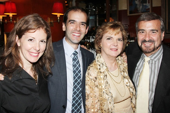 The Explorers Club – Opening Night – Sister – Marc Bruni – Mother – Father