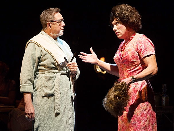 Casa Valentina - Show Photos - PS - 4/14 - Larry Pine - Patrick Page
