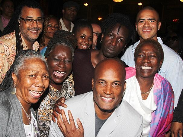 Broadway com | Photo 7 of 9 | Photos! Afeni Shakur Honors
