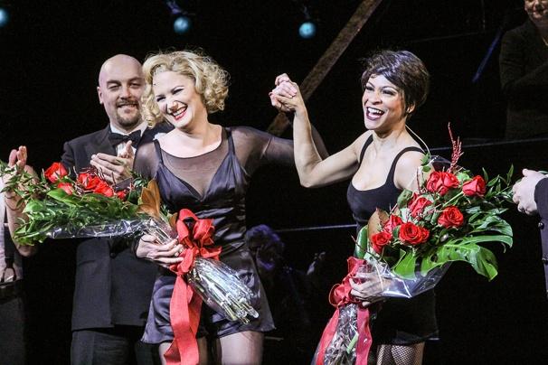 Chicago - 1/15 - Alexander Gemignani - Jennifer Nettles - Carly Hughes