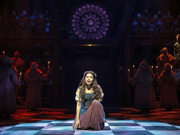 The Hunchback of Notre Dame - Show Photos - 3/15 - Ciara Renee