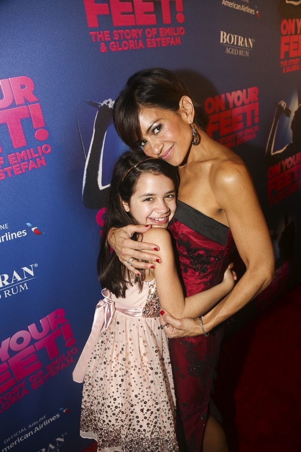 On Your Feet! - Opening - 11/15 - Fabi Aguirre- Karmine Alers