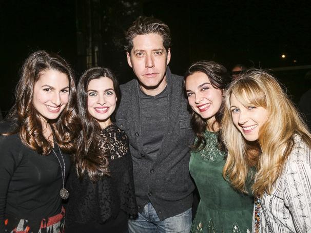 Phantom of the Opera - 28th Anniversary - 1/16 - Rachel Zatcoff, Julia Udine, Rachel Eskenazi Gold and Sara Jean Ford