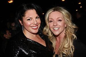 Sunday in the Park Opening -  Sara Ramirez - Jane Krakowski