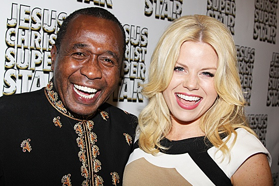 Jesus Christ Superstar opening night – Ben Vereen – Megan Hilty