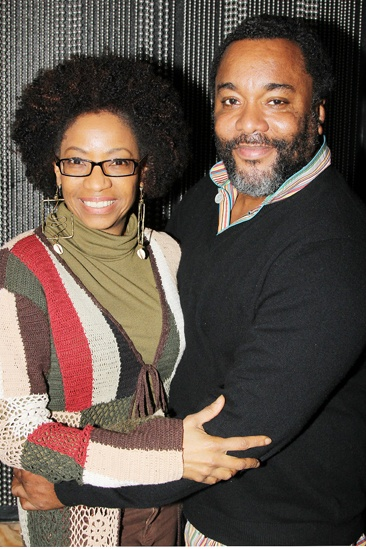'Motown' Family Night — Adriane Lenox — Lee Daniels