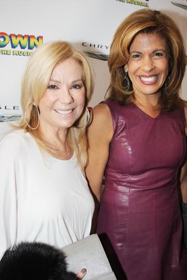 'Motown' Opening Night — Kathie Lee Gifford — Hoda Kotb