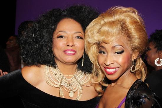 'Motown' Opening Night — Diana Ross — N'Kenge