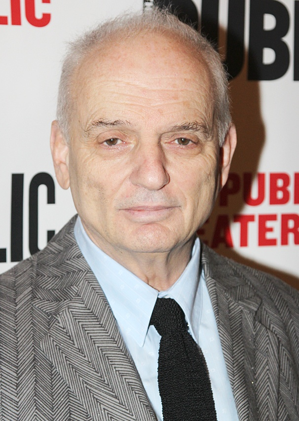 The Library - Opening - OP - 4/14 - David Chase