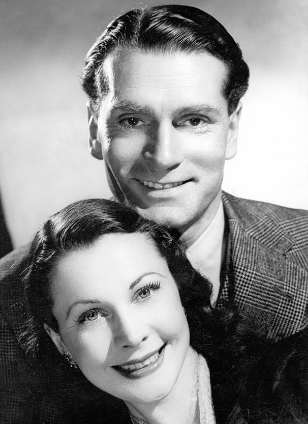 Vivien Leigh - Lawrence Olivier