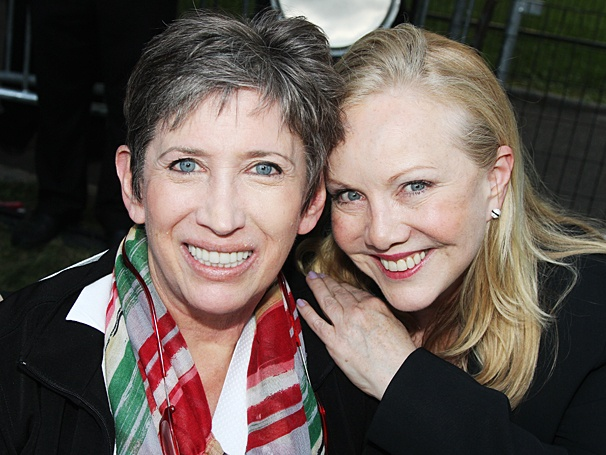 Public Theater Gala - 2014 - OP - 6/14 - Beth Rudin DeWoody - Susan Stroman